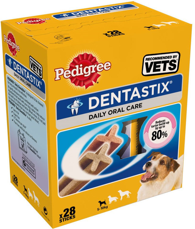 Pedigree Dentastix 28 pack mini