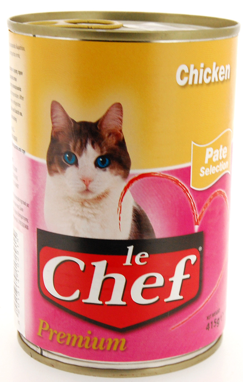 Le chef pate 415gr Κοτόπουλο