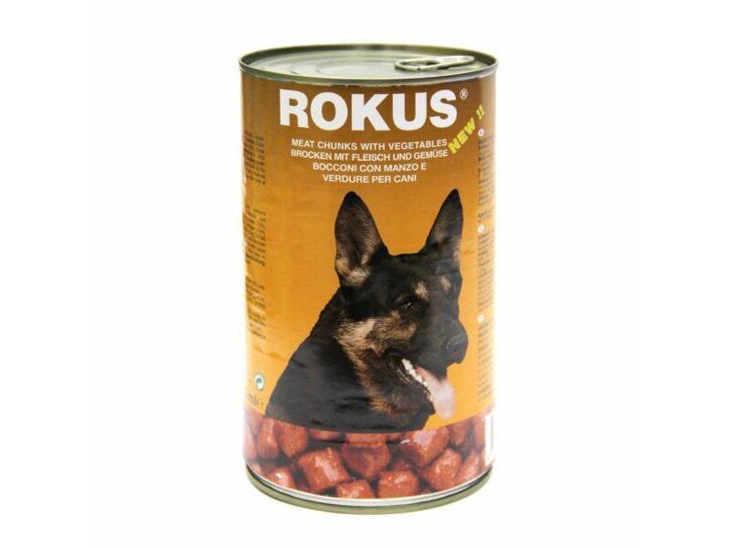 Rokus 1250gr Κοτόπουλο με λαχανικά