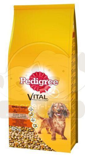 Pedigree small dogs 12kg Μοσχάρι & Λαχανικά