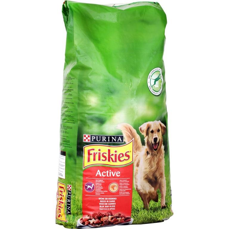 Friskies Active 18kg