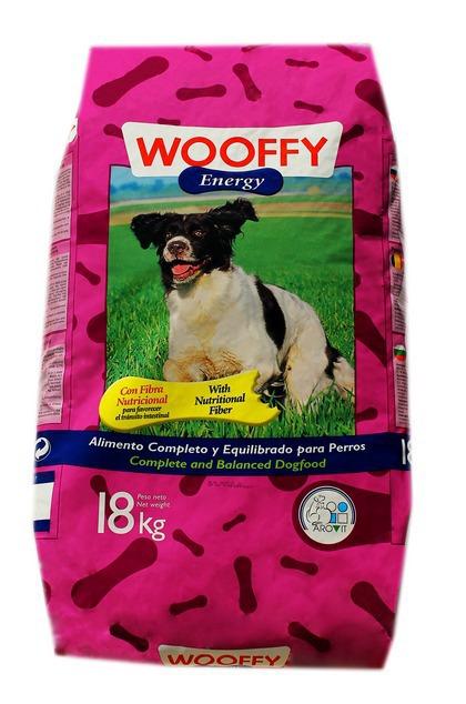 Wooffy Energy 18kg