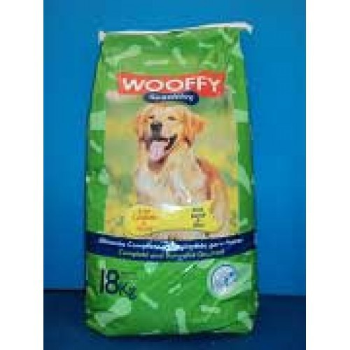 Wooffy Sensitive 18kg