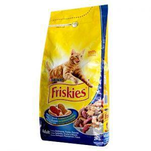 Friskies με Τόνο & Λαχανικά 20kg