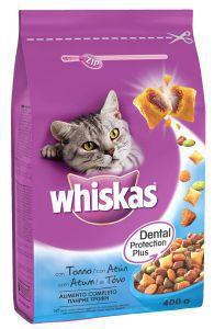 Whiskas με Τόνο 14kg