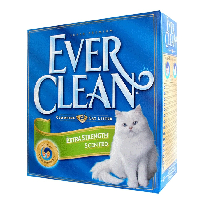 Άμμος EverClean Extra Strength Scented 10kg