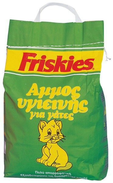 Άμμος Friskies Classic 5kg