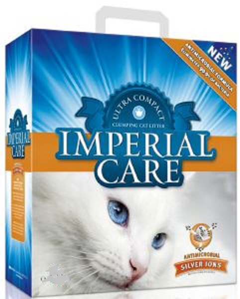 Άμμος Imperial Care Silver Ions 10kg