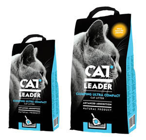 Άμμος Cat Leader Wild Nature 10kg