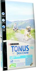 Tonus Puppy Large Breed Γαλοπούλα 14kg