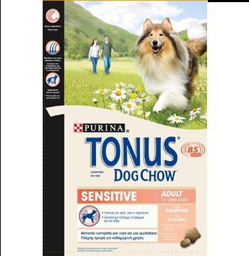 Tonus Adult Sensitive Σολωμός 14kg