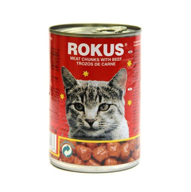 Rokus 410gr Μοσχάρι