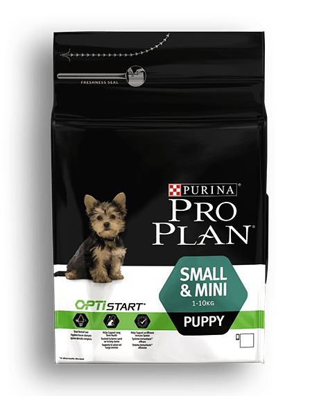 Pro Plan Puppy Small &Mini Κοτόπουλο 3kg