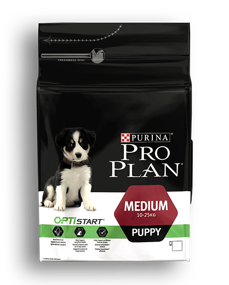 Pro Plan Puppy Medium Κοτόπουλο 3kg