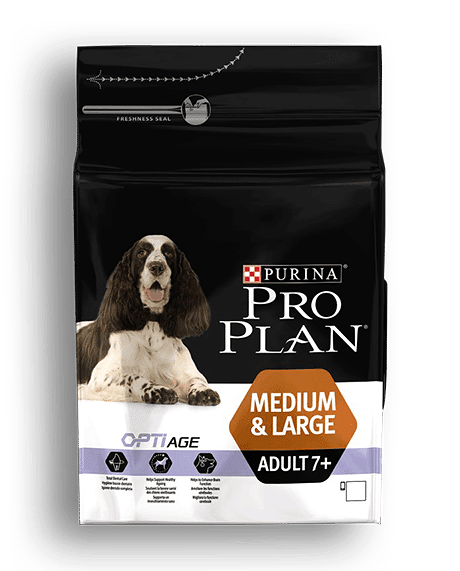 Pro Plan Adult Medium & Large 7+ Κοτόπουλο 3kg