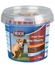 Snacks επιβράβευσης Mini Hearts 200gr