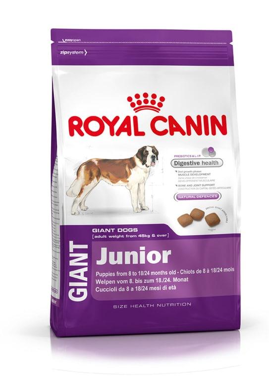 Royal Canin Giant junior 15kg