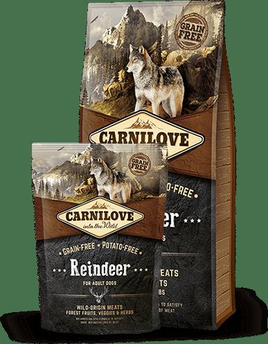 Carnilove-Adult-Reindeer