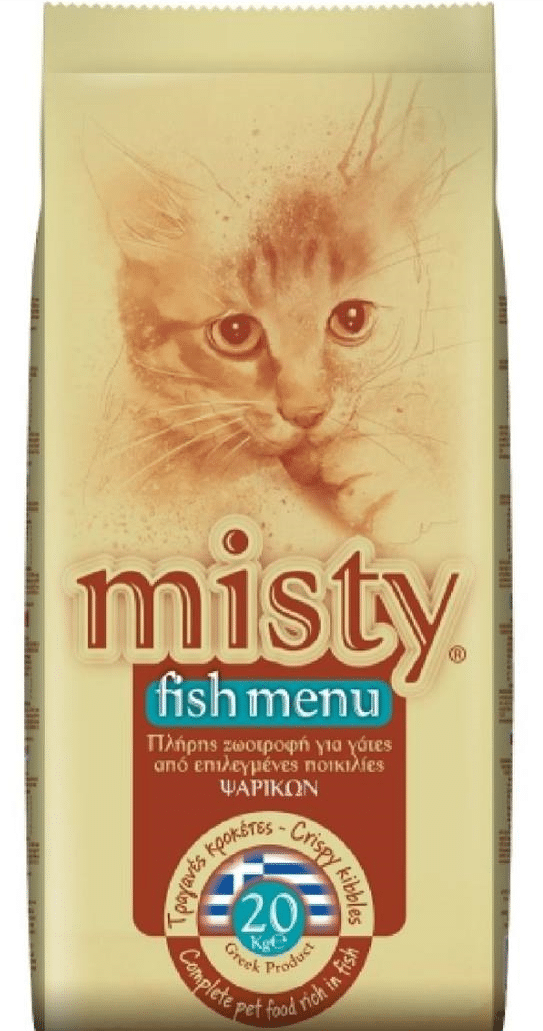 misty fish cat