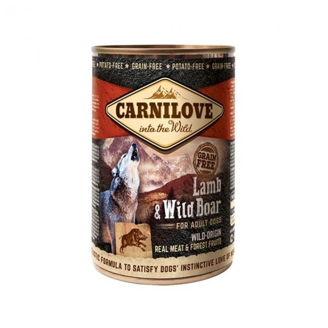 carnilove-wild-boar-400g